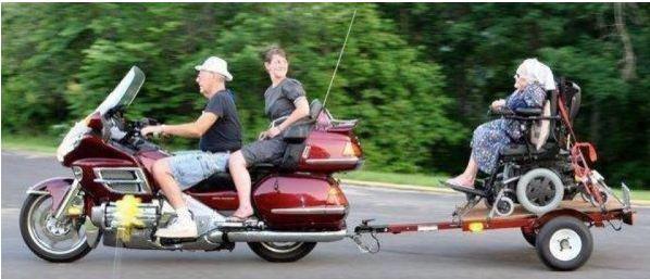 moto-famille